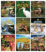 Food Chain Book Set (9 Books)