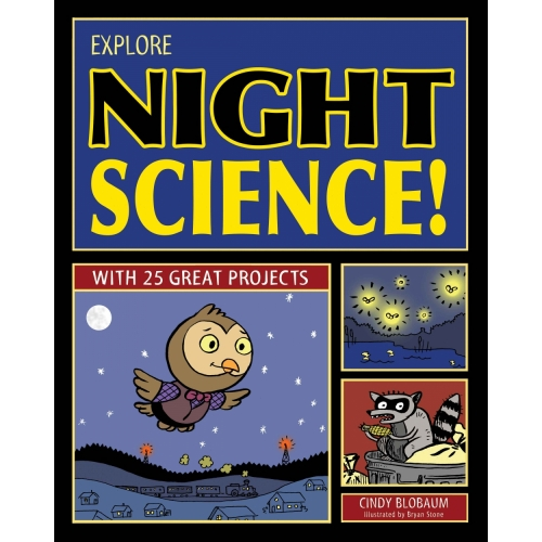Explore Night Science Book