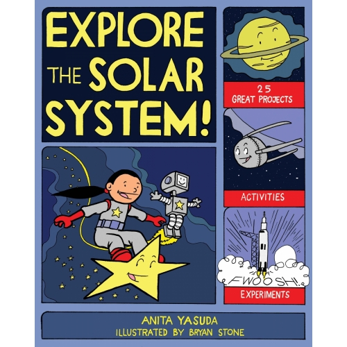 Explore the Solar System Book