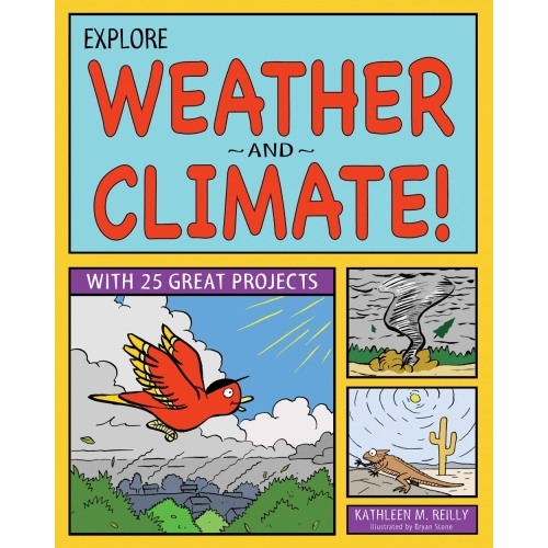 Explore Weather and Climate Book