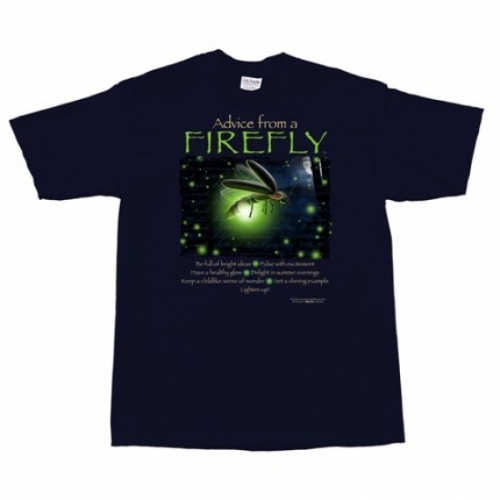 Advice from a Firefly T-Shirt