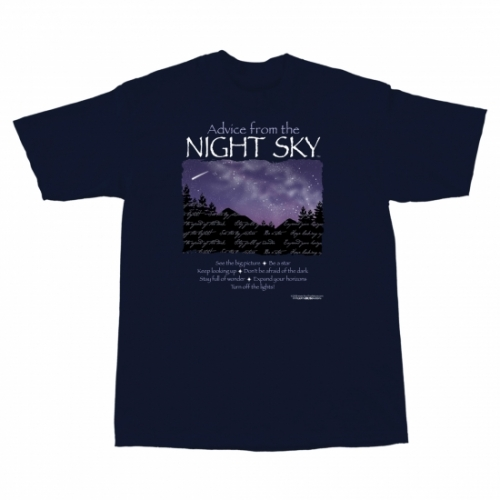 Advice from the Night Sky T-Shirt